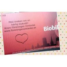 Biobiljetter till Lekterapin